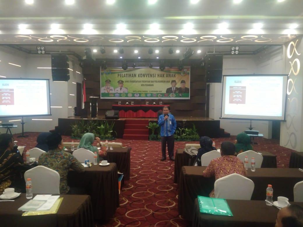 Image result for DPPPA Gelar Pelatihan Konvensi Hak Anak